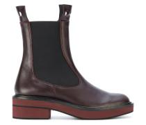 Chelsea-Boots mit Laschen