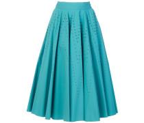 studded full skirt