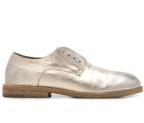Loafer mit Metallic-Detail