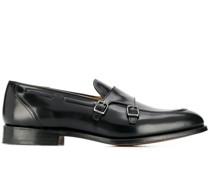 'Clatford' Loafer mit Doppelschnalle
