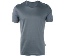 T-Shirt mit schmaler Passform - men - Baumwolle