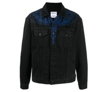 'Pictorial Wings' Jeansjacke
