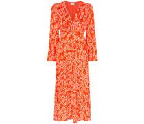 'Sonja' Kleid mit Blumen-Print
