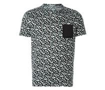 T-Shirt mit geometrischen Print
