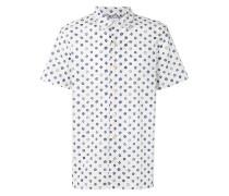 printed shortsleeved shirt
