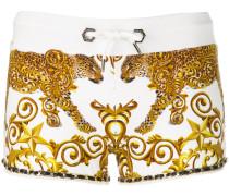 - Altar track shorts - women - Baumwolle - S
