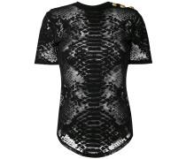 T-Shirt mit Python-Print