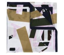 Halstuch mit Print - women - Seide/Baumwolle