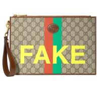 'Fake Not' Clutch