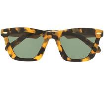 Eckige 'Alexandria' Sonnenbrille
