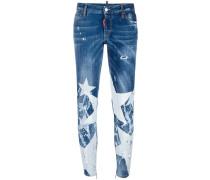 'Twiggy Big Star' Jeans