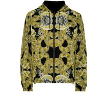 Baroque print jacket