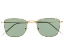 Eckige '2Q2' Sonnenbrille