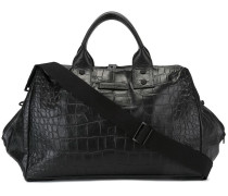 crocodile effect holdall