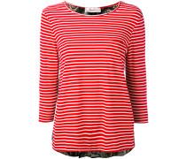 Gestreiftes T-Shirt - women - Baumwolle - M