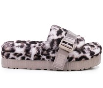 Fluffita Panther Slipper