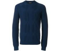 chunky knit jumper