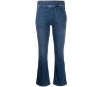 'Le Francoise' Cropped-Jeans