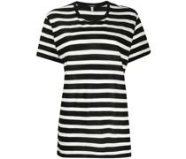 Gestreiftes T-Shirtkleid
