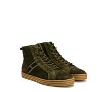 'R141' High-Top Sneakers