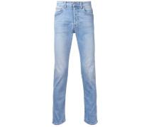 Schmale Jeans im Five-Pocket-Stil - men