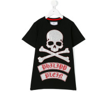 - 'Skull & Crossbone' T-Shirt - kids - Baumwolle