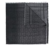 Schal mit Monogramm-Print - men