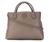 McGraw triple-compartment tote bag
