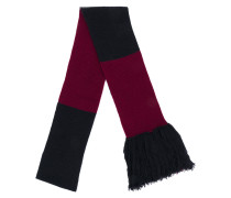 tassel-trimmed scarf