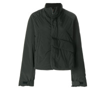 padded large pocket jacket