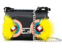 micro 'Double Baguette' crossbody bag - women