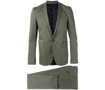 Klassischer Anzug - men - Baumwolle/Elastan - 46