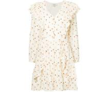Margaux ditsy floral dress