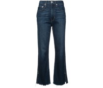Proenza Schouler PSWL Cropped-Jeans