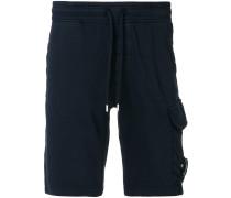 Jogging-Shorts mit aufgesetzten Taschen