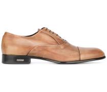 - Oxford-Schuhe mit Logo-Schild - men