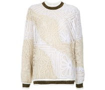Marta lace jumper
