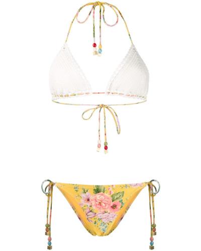 Gehäkelter 'Allia' Bikini