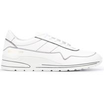 Sneakers mit Kontrastborten