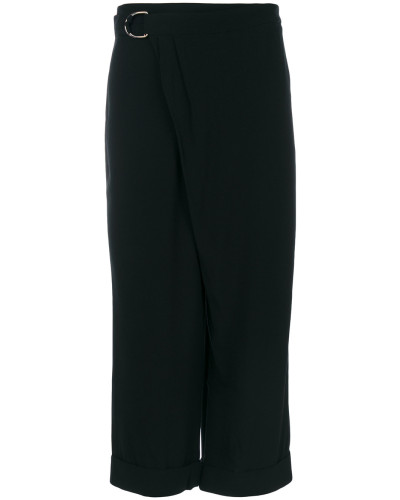 crossover front trousers