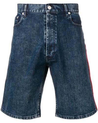 Shorts mit Seitenstreifen