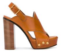 - 'Mischa' Sandalen mit Plateausohle - women