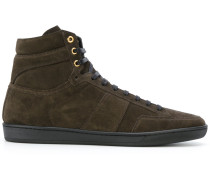 High-Top Wildledersneakers