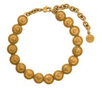 Halskette mit Medusa-Prägung