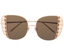 'Amelia Rose' Oversized-Sonnenbrille