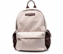 Rucksack mit mehreren Taschen
