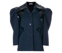 paillette-embellished jacket