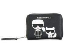 Ikonik small zip wallet