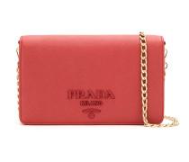 Saffiano chain wallet - Unavailable