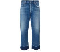 'Cora' Jeans mit lockerer Passform